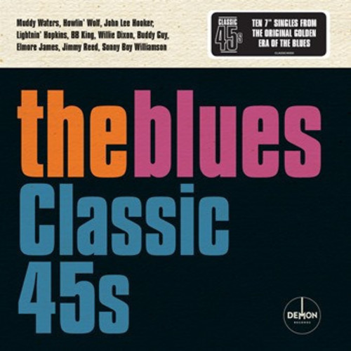 Blues: Classic 45's /  Various [Import]
