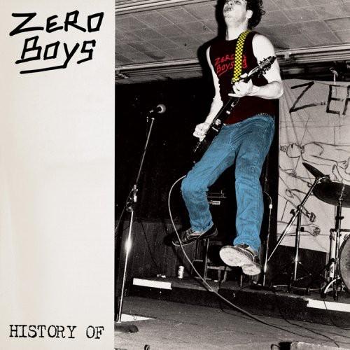 Zero Boys - History of