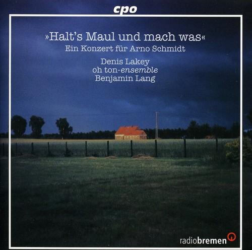 Concert for Arno Schmidt