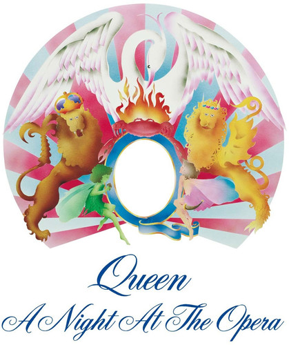 Queen - Night At The Opera [180 Gram]