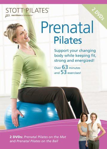 Stott Pilates: Prenatal Pilates Two DVD Set, Eng /  Fr