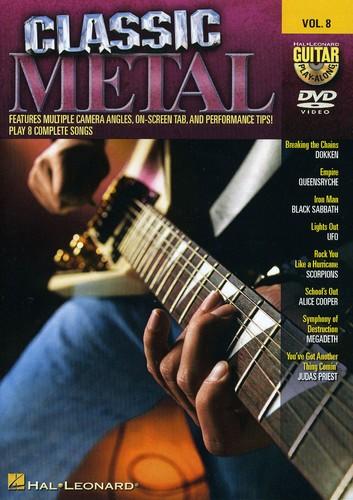 Guitar Play Along: Classic Rock: Volume 8