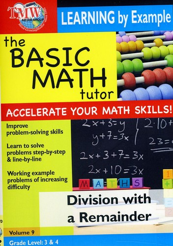- Basic Math: Division With A Remainder