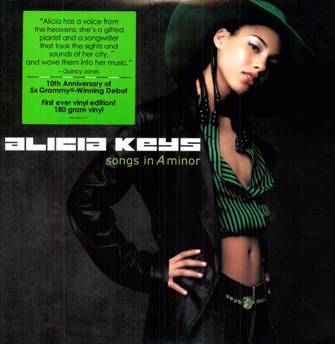 Alicia Keys - Songs in a Minor: 10th Anniversary Deluxe