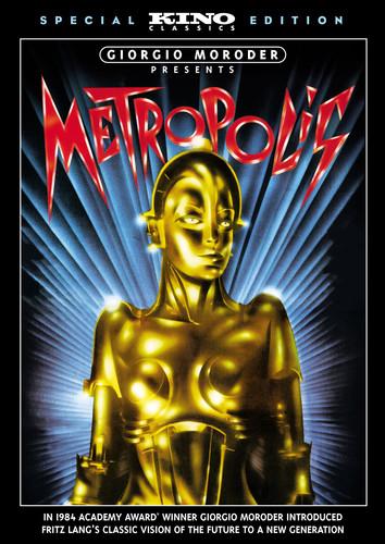 Gustav Froehlich - Giorgio Moroder Presents Metropolis / (Spec Ac3)