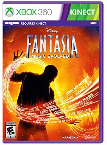 - Fantasia: Music Evolved