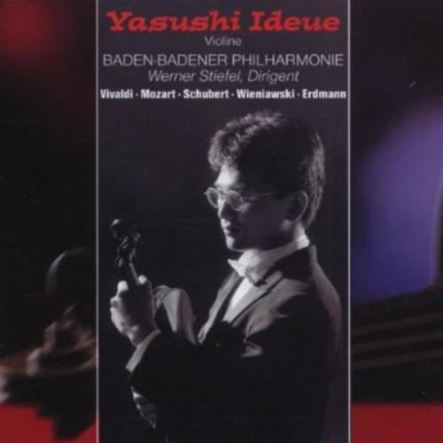 Yasushi Ideue Violin