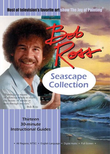 Bob Ross Joy of Painting Series: Seascape Collection