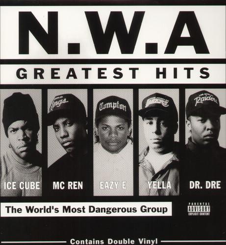 N.W.A. - Greatest Hits [Vinyl]