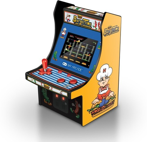 - My Arcade Burger Time Micro Arcade Machine