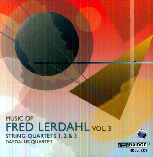 Music of Fred Lerdahl 3