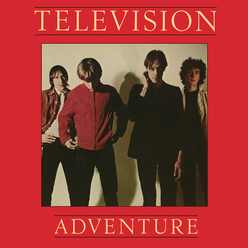 Television - Adventure [SYEOR Exclusive 2019 Red LP]