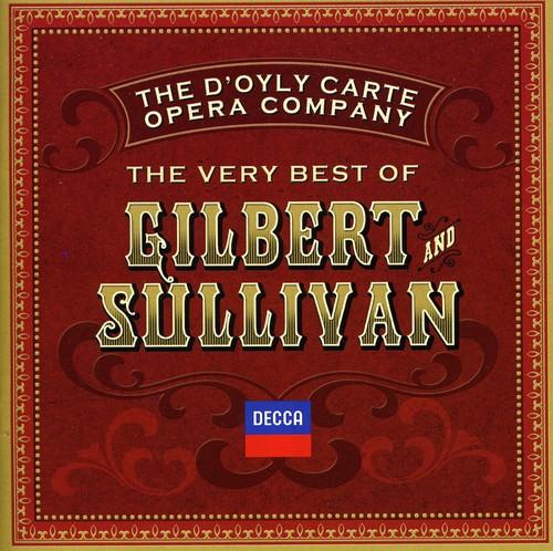 Very Best of Gilbert & Sullivan