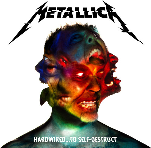 Metallica - Hardwired...To Self-Destruct [Limited Edition Deluxe 3CD]