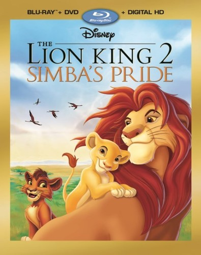 The Lion King [Disney] - The Lion King 2: Simba's Pride