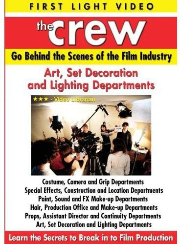 Art, Set Decoration and Lighting Departments