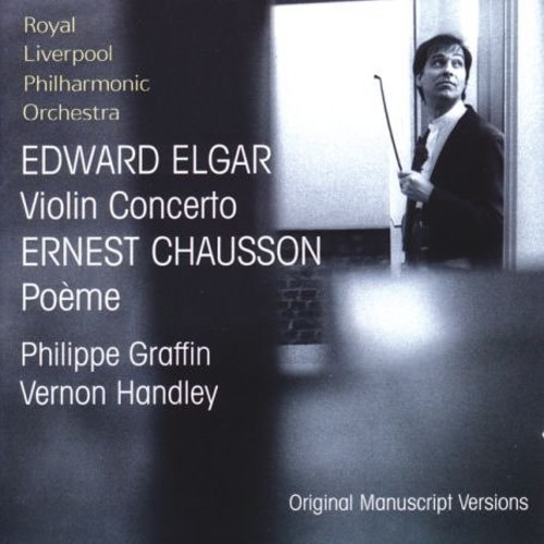 Violin Concerto /  Poeme