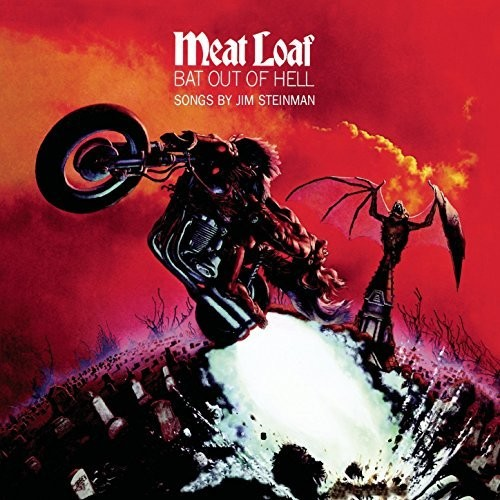 Meat Loaf - Bat Out Of Hell (Uk)