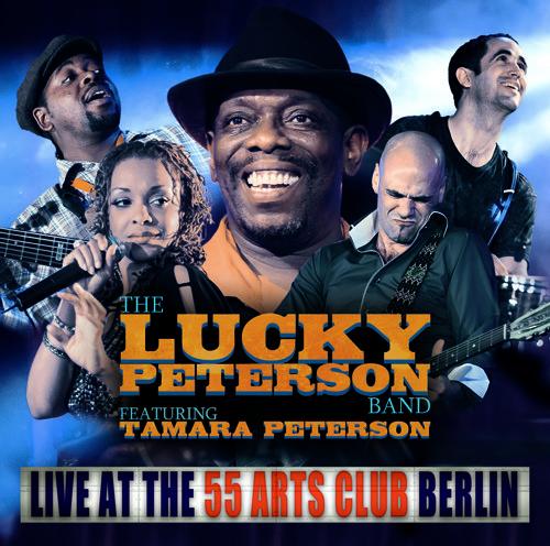 Live At The 55 Arts Club Berlin