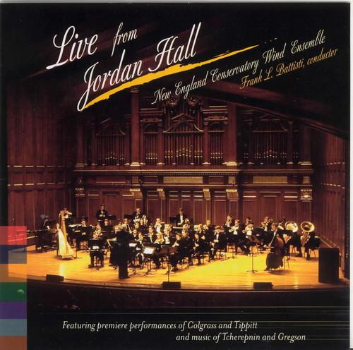 Live from Jordan Hall