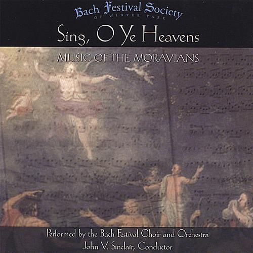 Sing O Ye Heavens