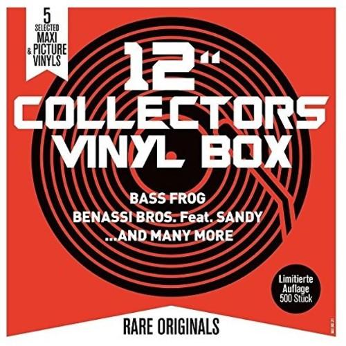 12 Collectors Vinyl Box (Bass Frog/Benassi Bros) - 12 Collectors Vinyl Box (Bass Frog / Benassi Bros)