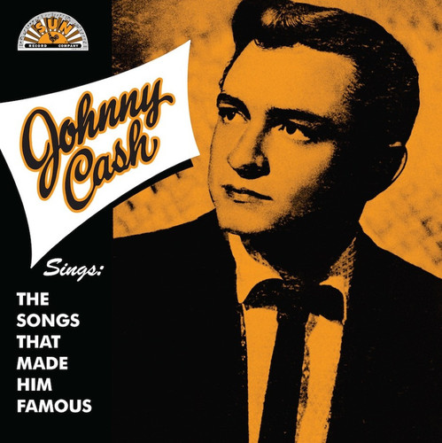 Johnny Cash - Sings The Songs That Made Him Famous [LP]