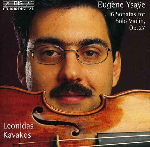 Six Stas for Solo Violin Op 27