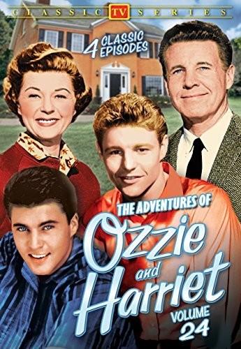 Adventures of Ozzie & Harriet: Volume 24