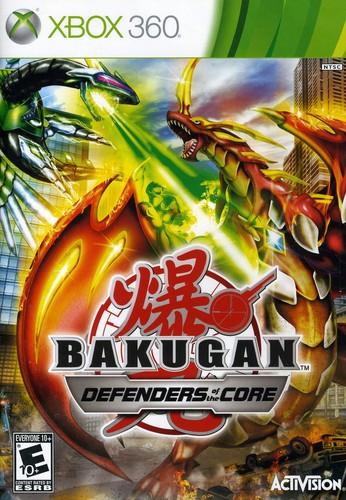 Bakugan 2: Defenders Of The Core /  Game