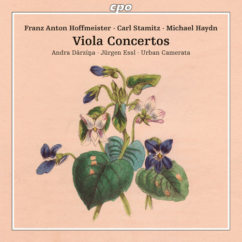 Stamitz Hoffmeister & Haydn: Viola Concertos