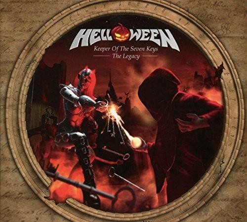 Helloween - Keeper Of The Seven Keys: The Legacy (Uk)
