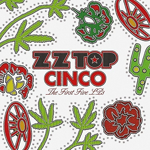 Cinco: The First Five LPs [Import]