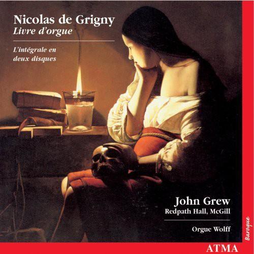 Complete Organ Book 1699