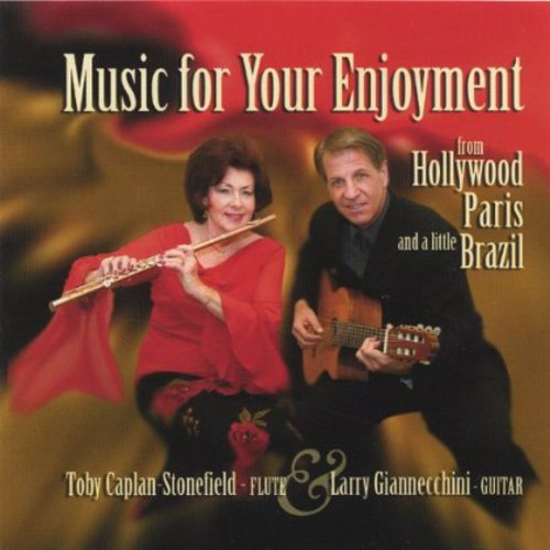 Music for Your Enjoyment from Hollywood Paris & a