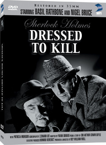 Dressed to Kill (Restored)