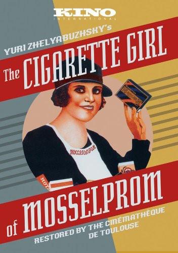 Igor Ilyinsky - The Cigarette Girl of Mosselprom
