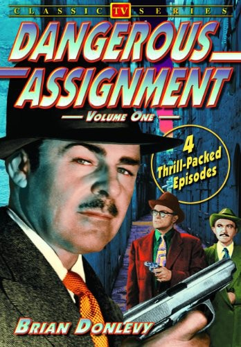 Dangerous Assignment: Volume 1