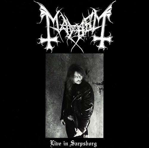 Mayhem - Live In Sarpsborg [Lp]