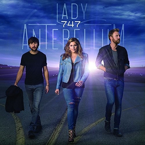 Lady A - 747 Deluxe Tour Edition (Uk)