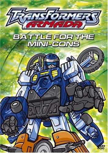 Transformers Armada: Battle for the Mini-Cons