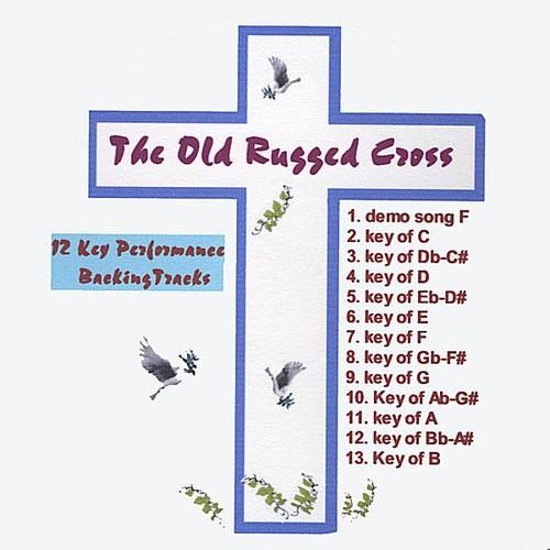 Gospel Backing Tracks Rugged Cross