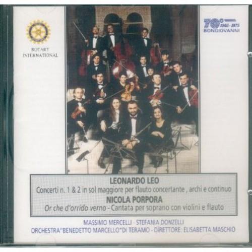 Concerti Per Flauto /  Archi E Basso Continuo NN 1