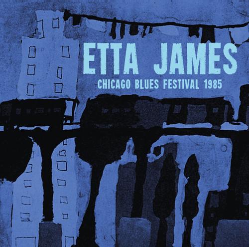 Chicago Blue Festival 1985
