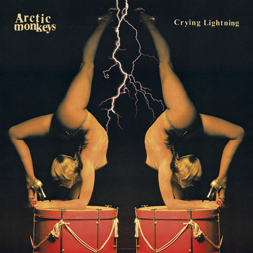 Arctic Monkeys - Crying Lightning [Indie Exclusive Limited Edition 7in Single]