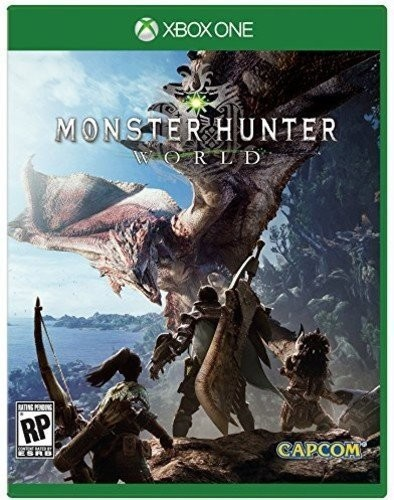 Xb1 Monster Hunter World - Monster Hunter World