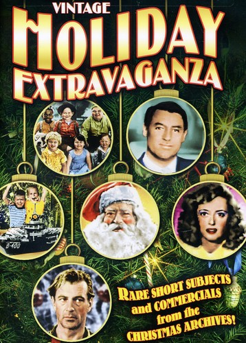 Vintage Holiday Extravaganza: Rare Short Subjects and Commercials