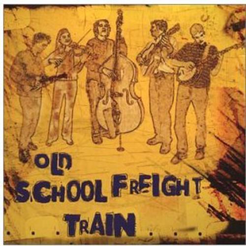 Old School Freight Train