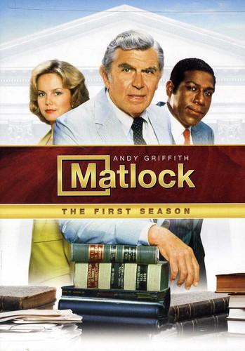 Matlock -Season 1 -D-Se