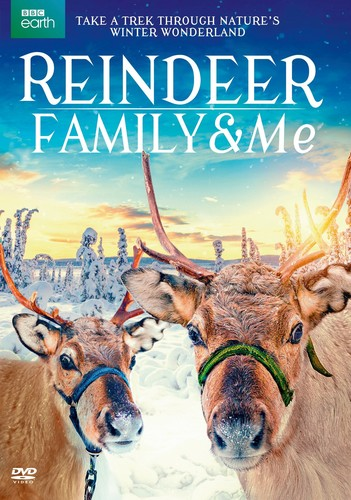 Reindeer Family and Me